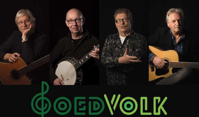<p>Streektaalband GoedVolk. Foto: GoedVolk - PR</p>