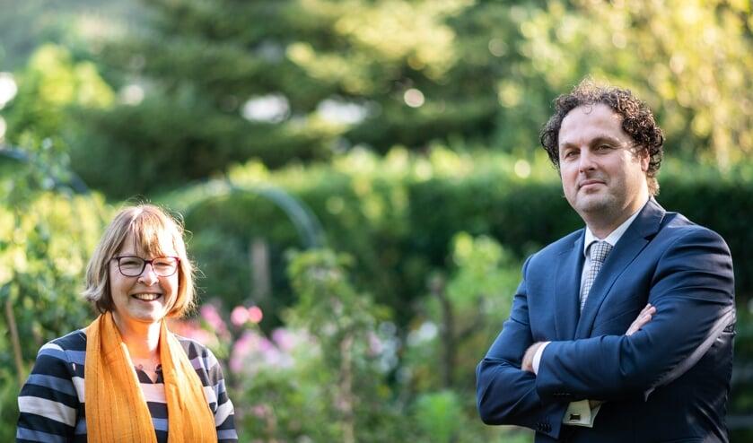 Ria Leliveld volgt Erik Haverkort per 1 oktober op als fractievoorzitter van de VVD in Lochem. Foto: VVD Lochem