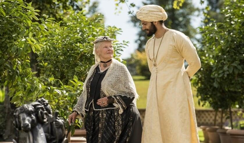Een scene uit de film Victoria & Abdul. Foto: Focus Features LLC