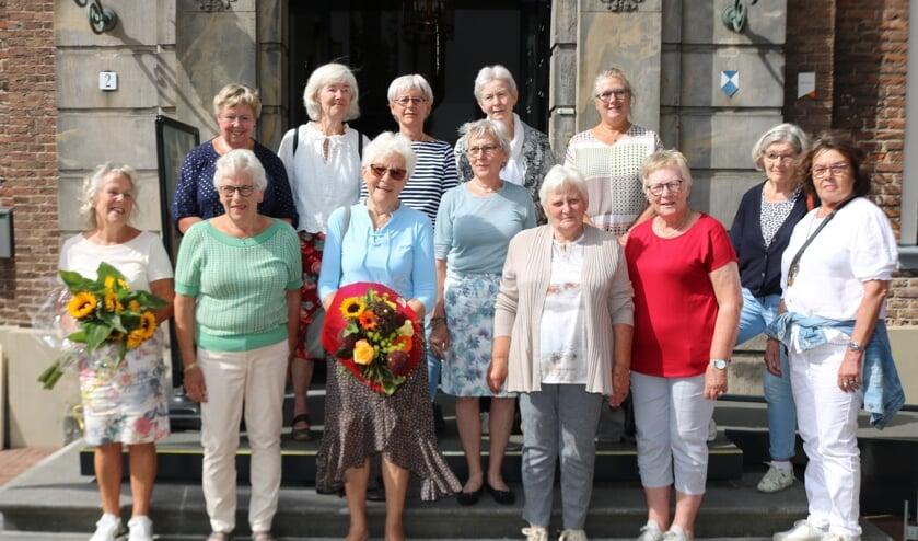 <p>De gymclub vierde afgelopen week haar zestigjarig bestaan. Foto: Arjen Dieperink</p>