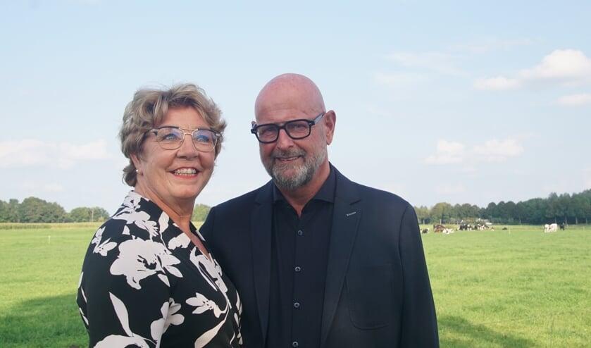 Olga en René Derksen. Foto: Frank Vinkenvleugel