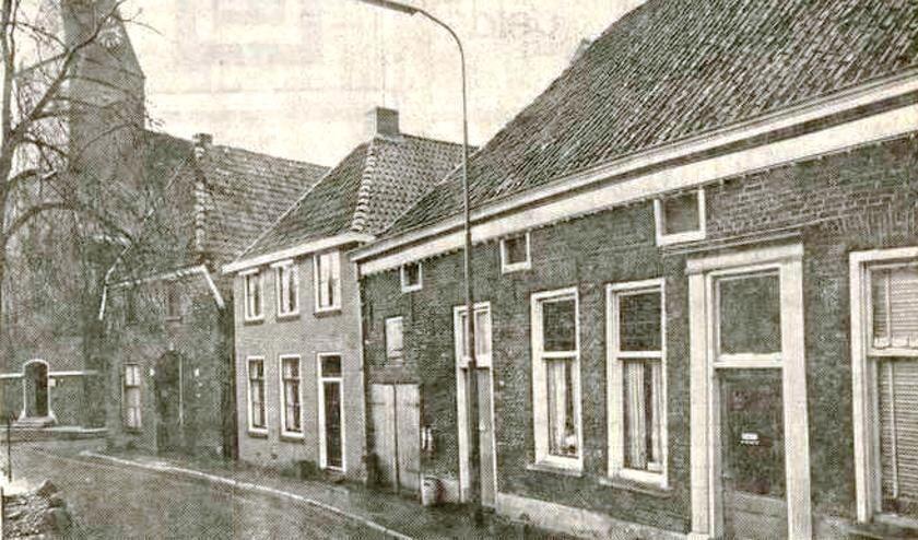Markt Bredevoort, 1970. Foto: collectie Leo van der Linde