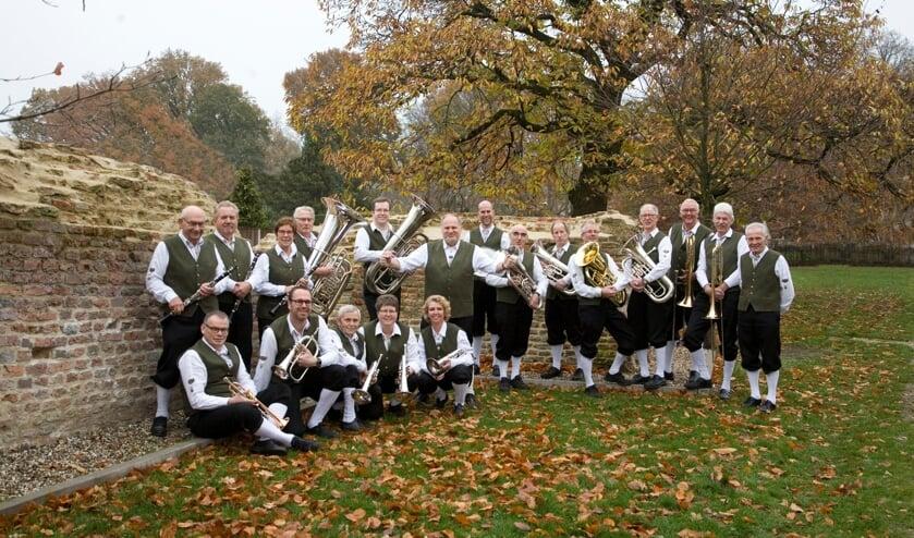 De Hilgeländer Musikanten. Foto: PR