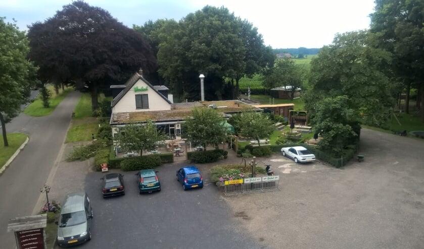 Schnitzelcafé 't Ooievaarsnest bij Warnsveld. Foto: Foto: PR