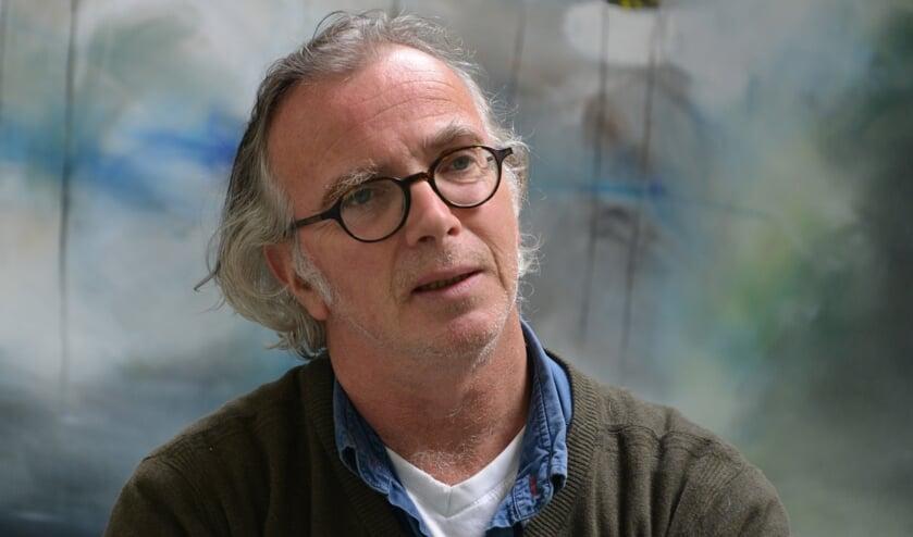 <p>Kunsthistoricus Jaap Nijstad. Foto: PR</p>