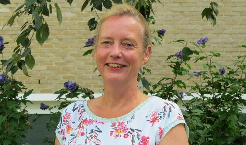<p>Klinisch geriater Marie Vriens is gespreksleider bij het Alzheimer Trefpunt Doetinchem. Foto: Josée Gruwel</p>