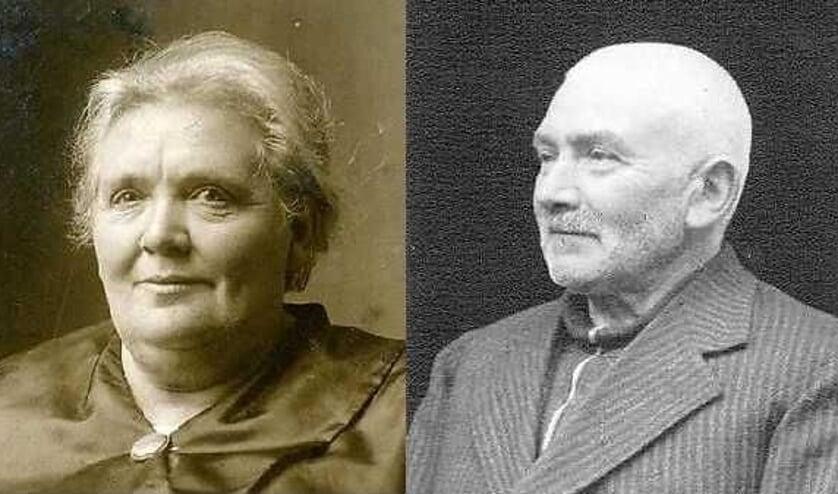 Salomon en Lena de Vries-Gottschalk. Foto: PR