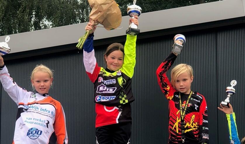 <p>Zoë van Gessel is opnieuw Nederlands kampioen. Foto: eigen foto</p>