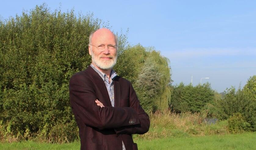 Dr. Cas Weykamp bij het SKB in Winterswijk. Foto: PR