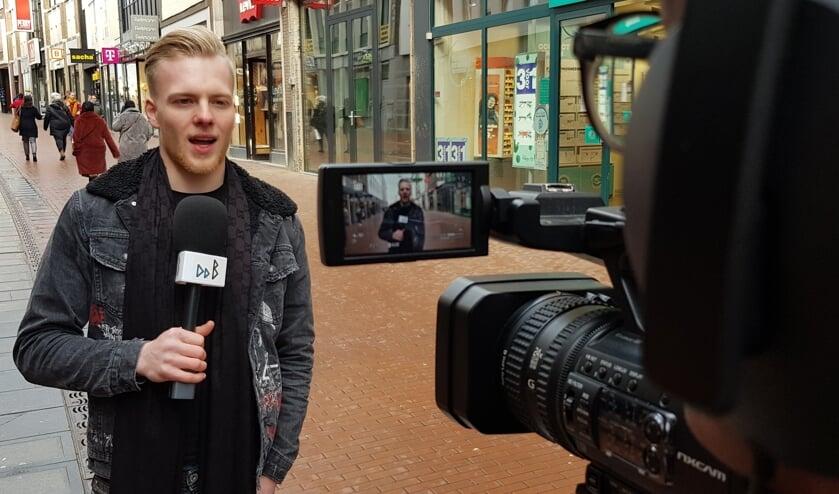 <p>Wekelijks maken jongeren tussen de 14 en 26 jaar tv-programma&rsquo;s over alles wat ze tegenkomen. Foto: PR<br><br></p>