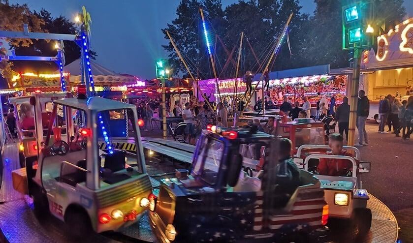 Lunapark in Etten. Foto: Selma Bultink