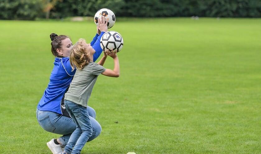 Samen sporten. Foto: Sportbedrijf Doetinchem