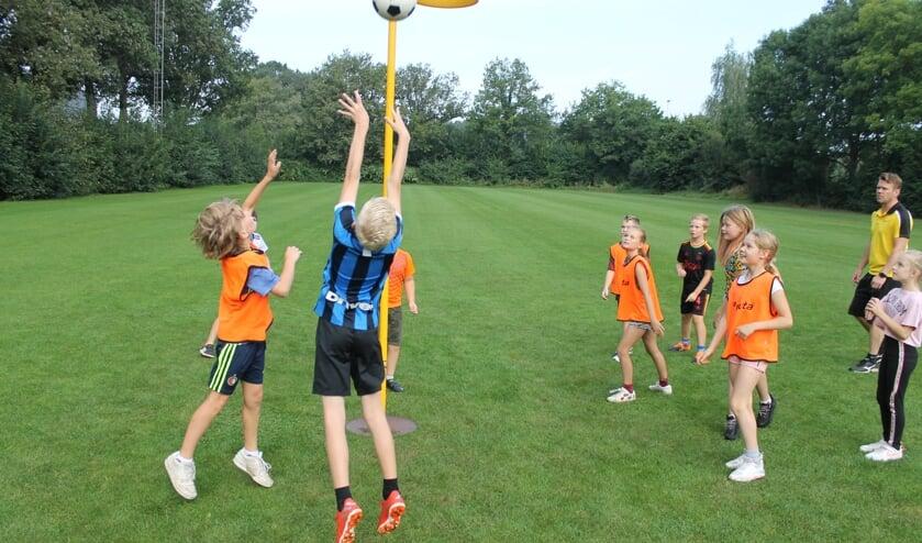 Korfbal, een leuke introductie voor deze oer-Hollandse sport. Foto: PR