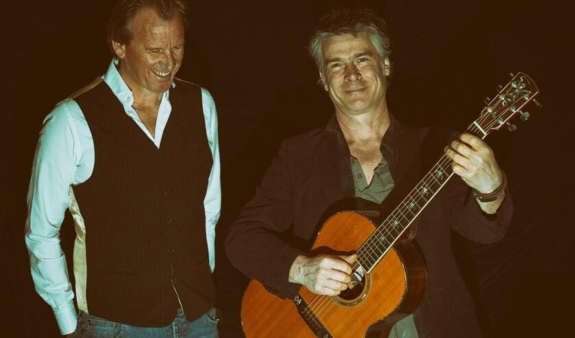 Niels van der Gulik en Marcel de Groot. Foto: Bullet Rey