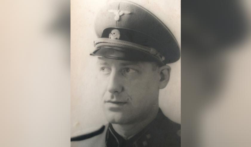 Kampcommandant van Westerbork Gemmeker. Foto: PR