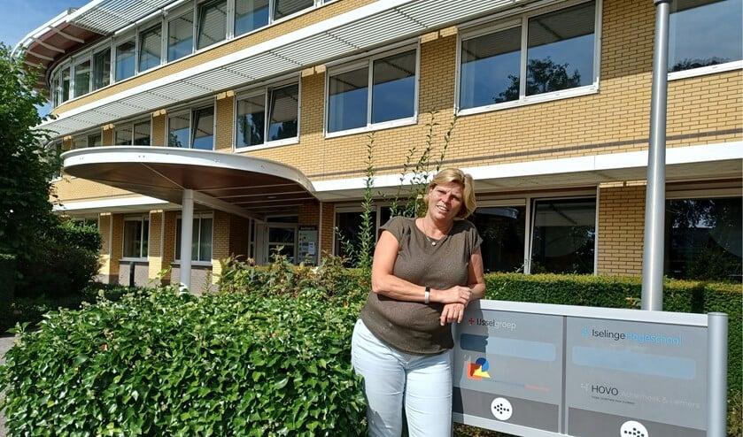 Esther Gerritsen, behandelaar Hersenz, voor nieuwe locatie in Doetinchem. Foto: PR