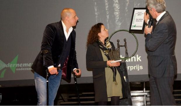 Rabobank In de Kijkerprijs 2015:Van Hollant Craenenbroeck Zorgvilla  © Uitkijkpost Media B.v.