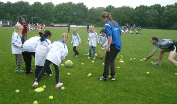 Ook dit jaar worden er weer sportdagen georganiseerd voor alle basisschoolkinderen van Heiloo.