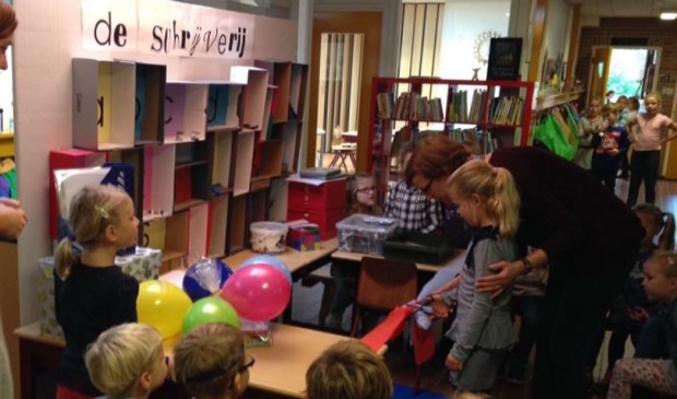 Ingrid Dorrestein opent 'De Schrijverij'