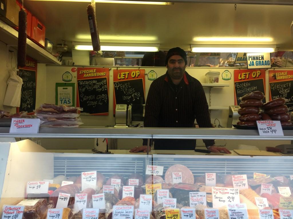 """Bij Vleeswaren Bijmold sprak ik metVincent Bijmold: """"De beste belegging"""".  © Uitkijkpost Media B.v."""