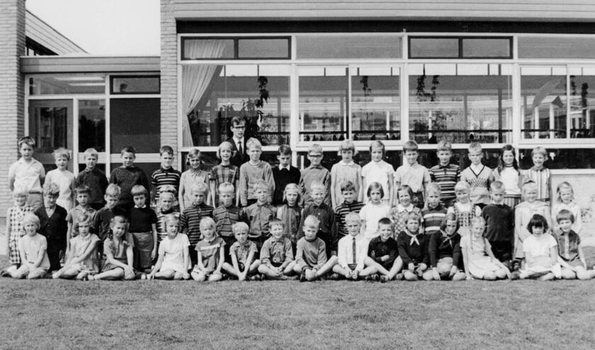 De Kandelaar, eind jaren 60. Foto: Marjorie Janse