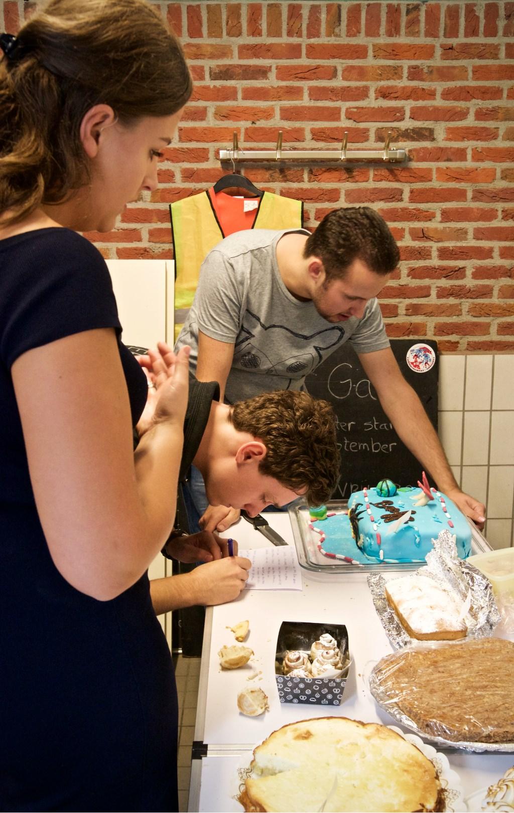 De jury aan het werk   © Uitkijkpost Media B.v.
