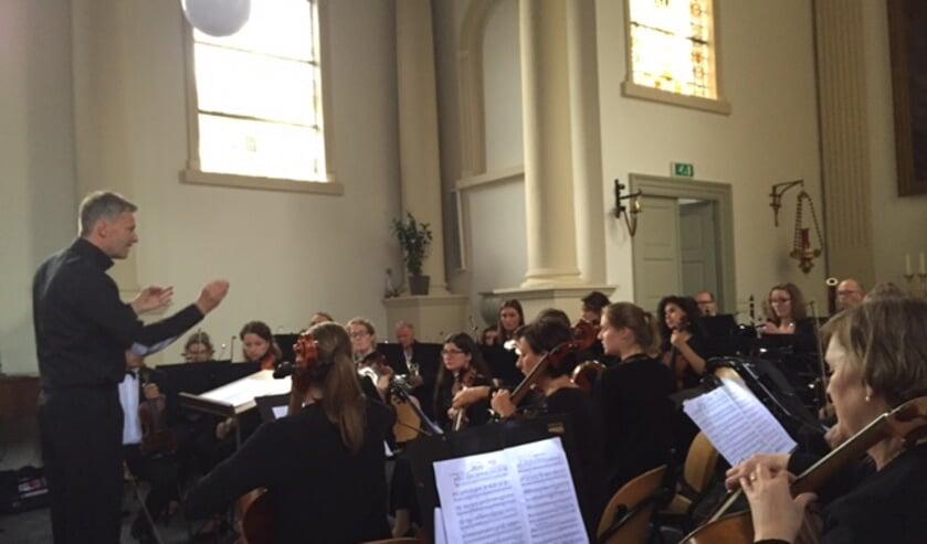 Het Symfonie Orkest Midden Holland o.l.v. Ghislain Bellefroid