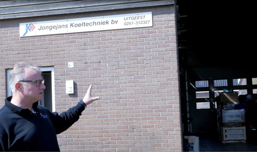Mario Jongejans vertelt over zijn bedrijf