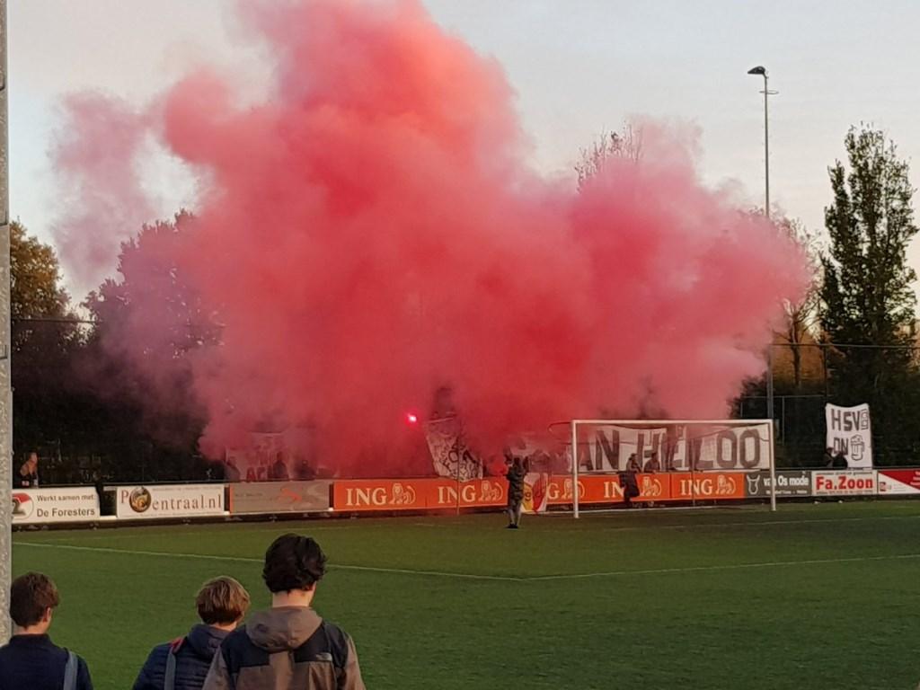 Foto: HSV Heiloo op twitter © Uitkijkpost Media B.v.
