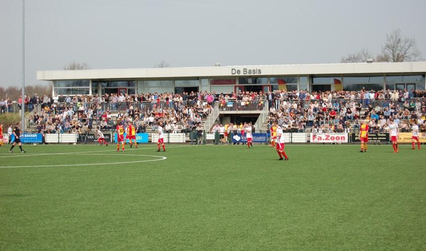 Op 8 april stonden HSV en Foresters ook tegenover elkaar.
