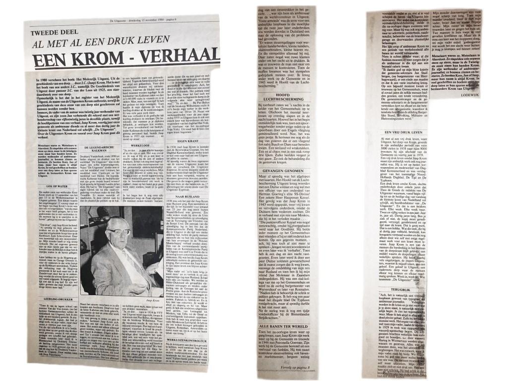 Artikel 2  © Uitkijkpost Media Bv.