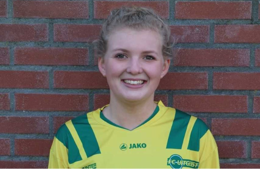 Woman of the match: Anouk Vrouwe