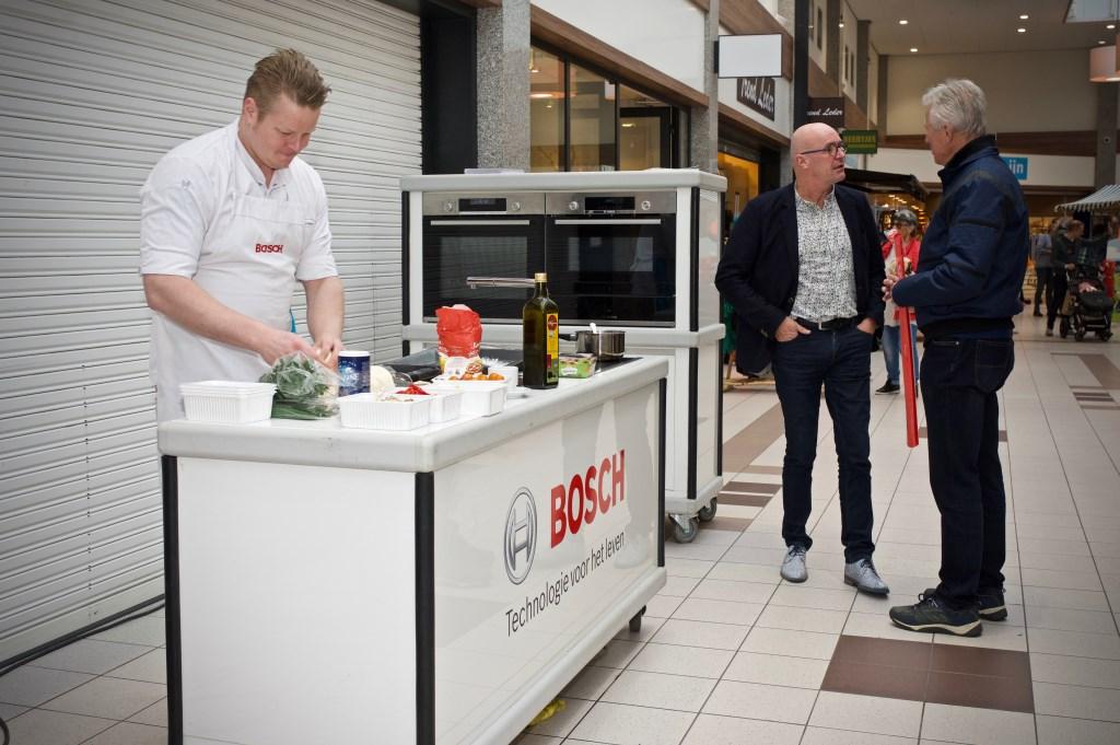 Stoomkoken door Kösters Elektra met Bosch. (Dag van de Circulaire Economie). STiP Fotografie © Uitkijkpost Media B.v.