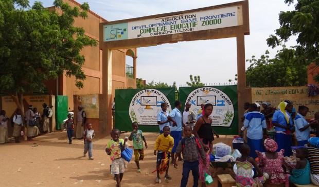 Onderwijscomplex Zoodo in Burkina Fasso is uitgegroeid tot een belangrijk centrum voor beroepsonderwijs.