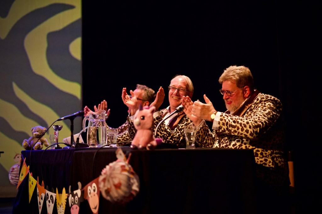 De jury vermaakte zich met een lach en een traan. Foto: STiP Fotografie © Uitkijkpost Media B.v.