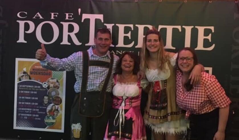 Oktoberfest 2019: de crew