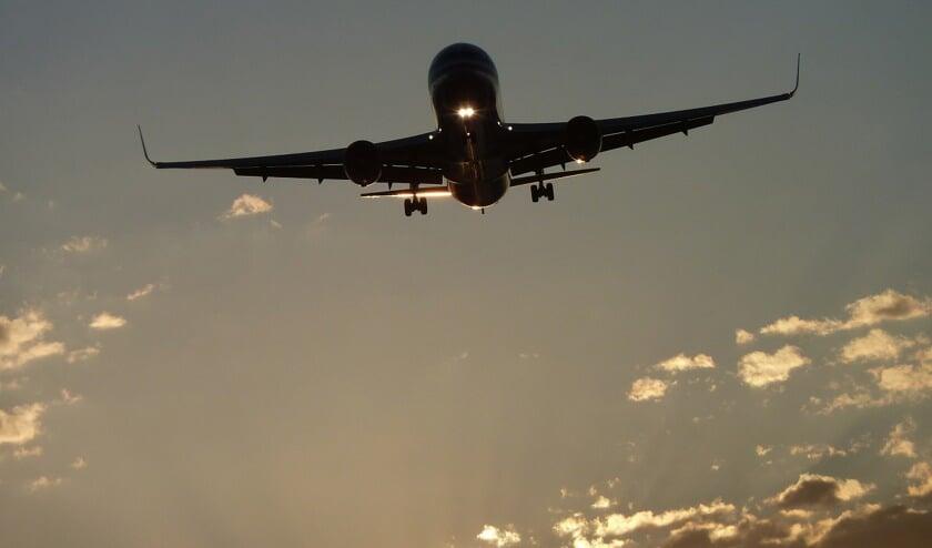 Minder overlast door nieuwe vliegroutes