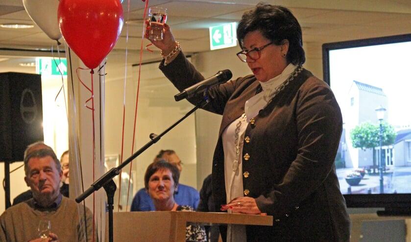 Zal burgemeester Verkleij in 2020 haar laatste nieuwjaarstoespraak geven in Uitgeest?