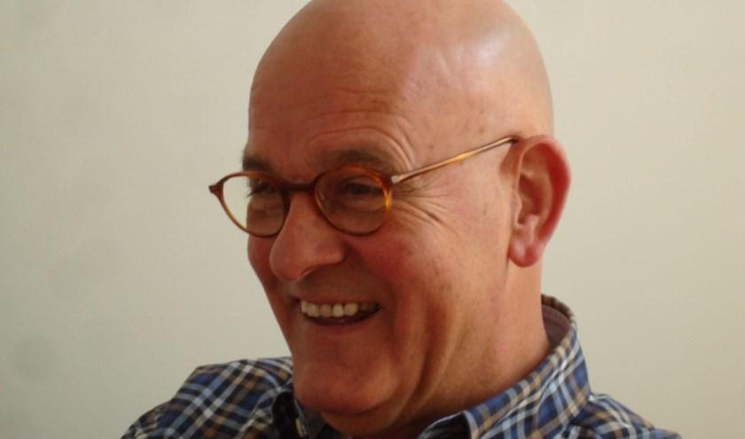 Henk Beentjes, de man achter de baard.
