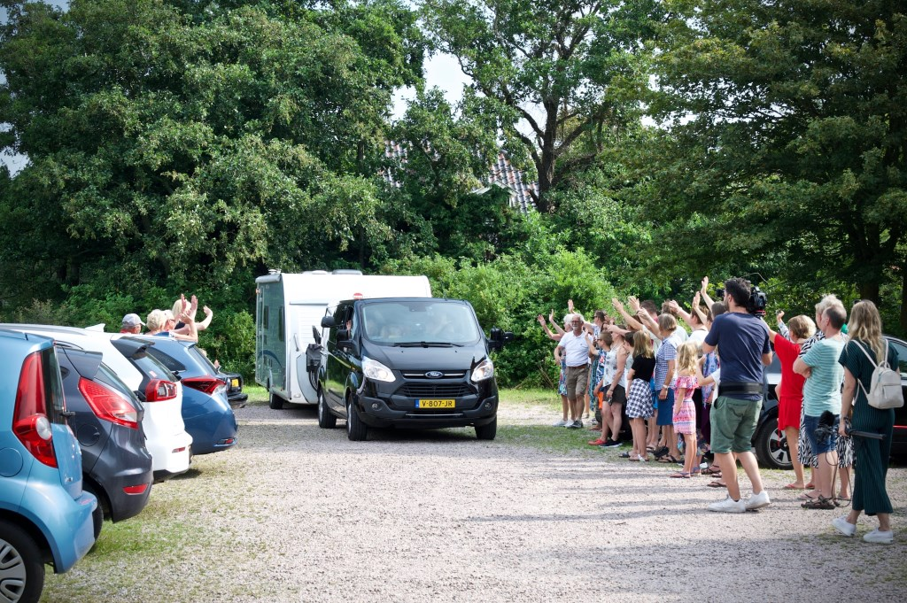 Tot ziens! Foto: STiP Fotografie © Uitkijkpost Media B.v.
