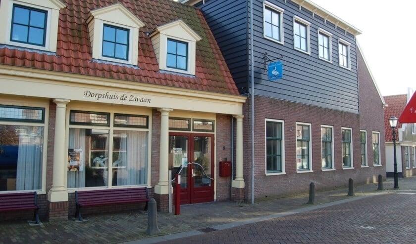 Dorpshuis De Zwaan.