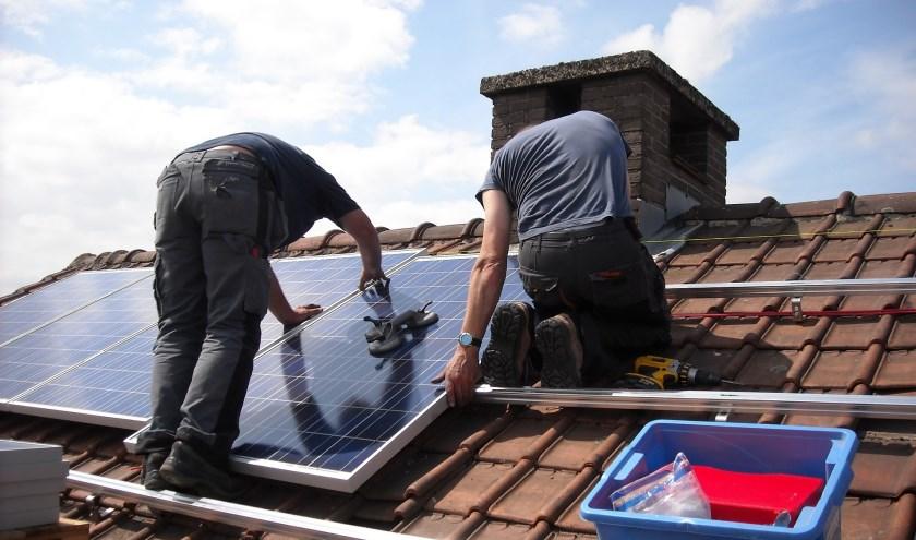 Doe jij ook mee met de zonnepanelenactie Uitgeest?
