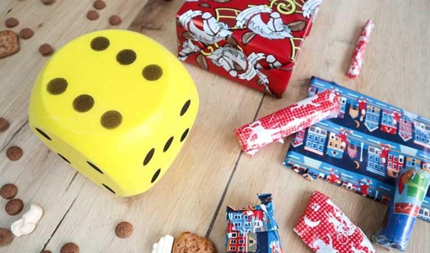 Sinterklaasdobbelen, een hilarisch spel!