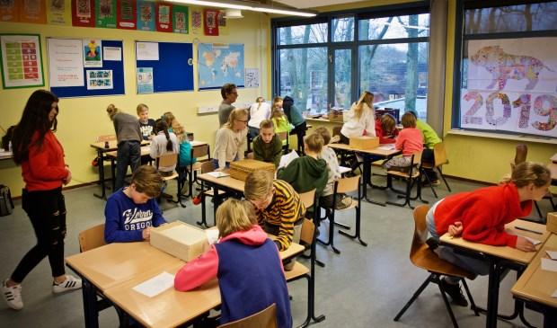 Puzzelen, puzzelen en nog eens puzzelen. Foto: STiP Fotografie © Uitkijkpost Media B.v.