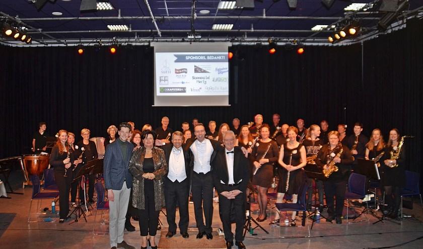 Huisarts Dirk Jan van Wijk is de winnaar van het Maestro-concert.