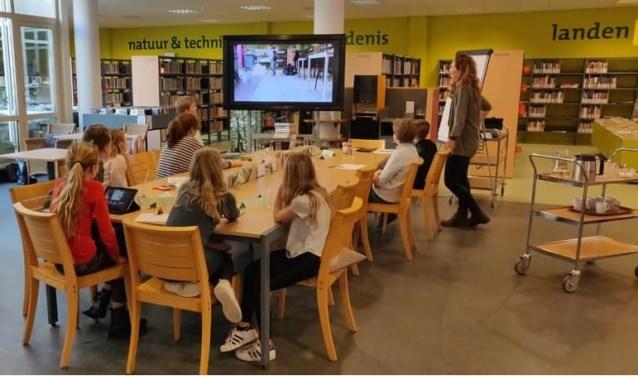 In de meivakantie wordt het tweede deel van de workshop vloggen georganiseerd.