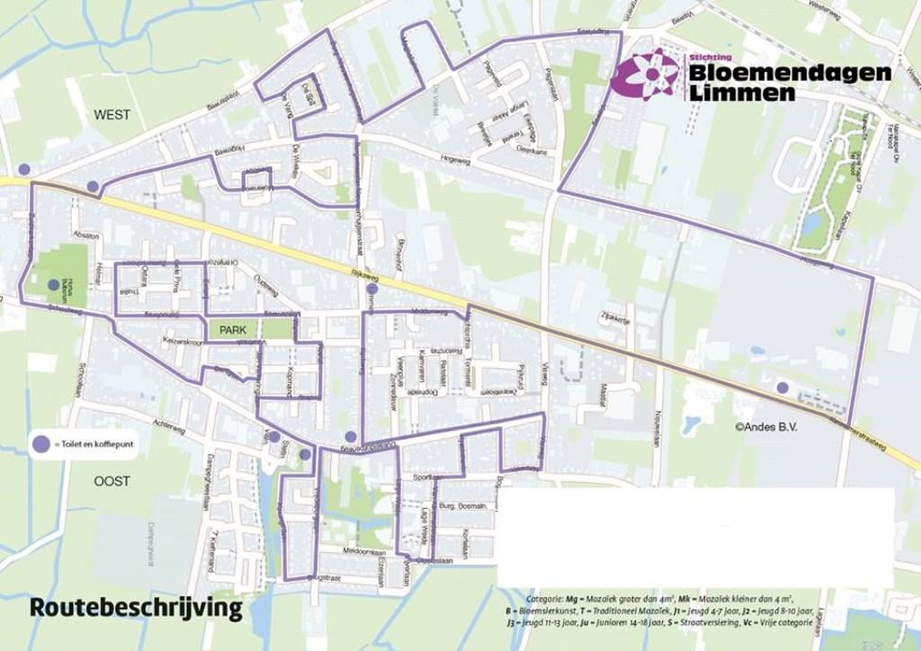 Foto: Stiichting Bloemendagen Limmen op Facebook © Uitkijkpost Media B.v.