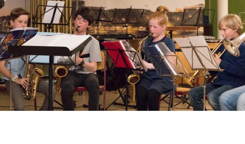 Veel muzikaal talent bij Emergo