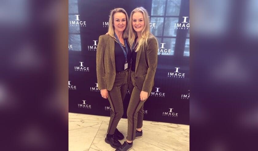 Ingeborg en Anne Hilgersom.