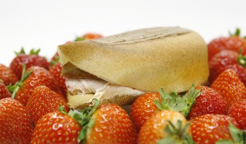 Heemskerks eigen gebakje: de Ezelsoor.